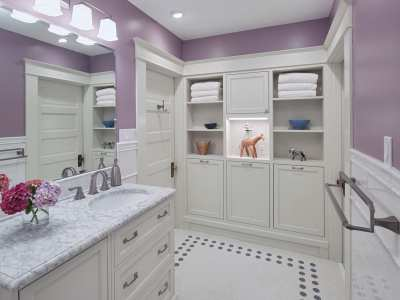 Bathroom-Remodel-White-Classic-Cabinets