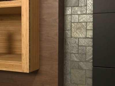 Home-Remodeling-Living-Room-Bamboo-Slate-Tile