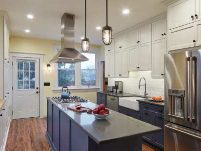 Kitchen-Remodel-Blue-Cabinets-Door