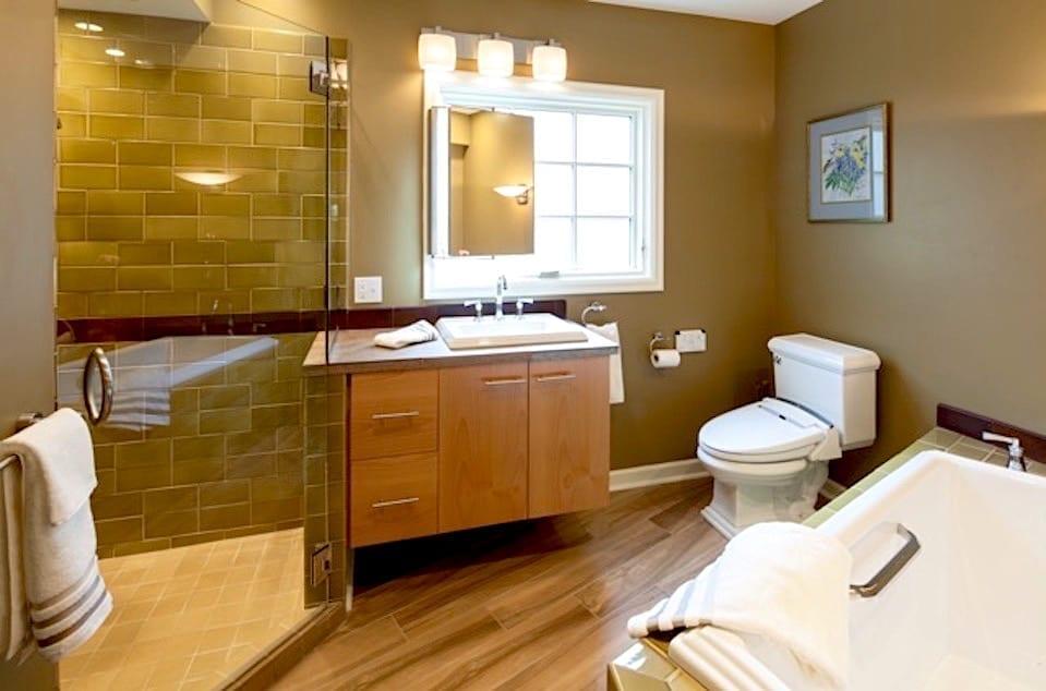 Bathroom Remodel Spa