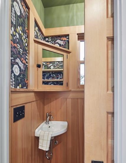 Bathroom Remodel Wallpaper