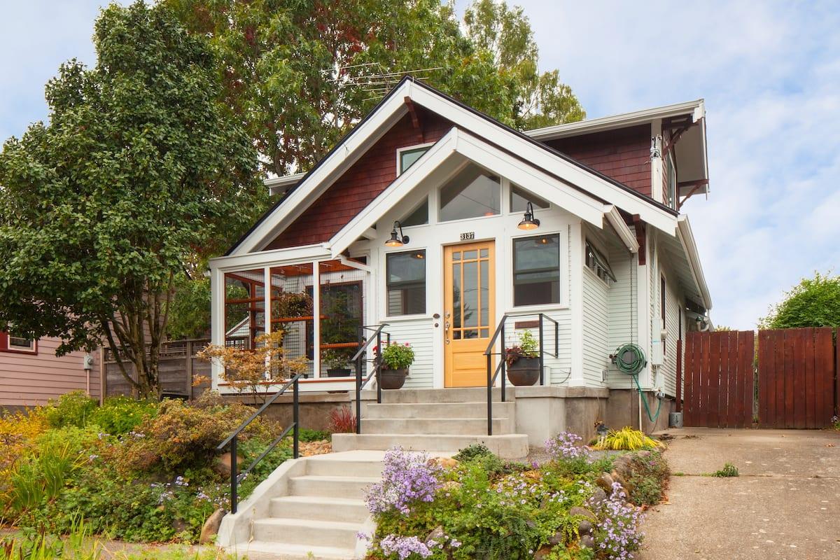 NE Portland Home Remodeling Catio