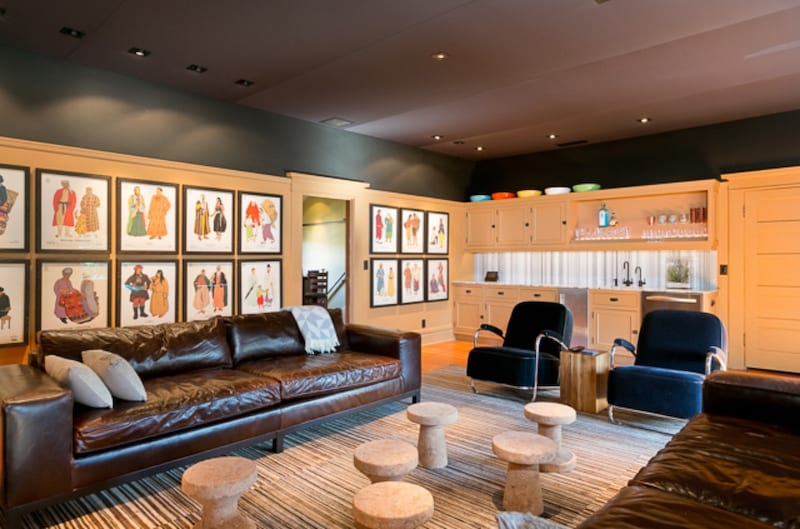 SE Portland Home Remodel Major Entertainment